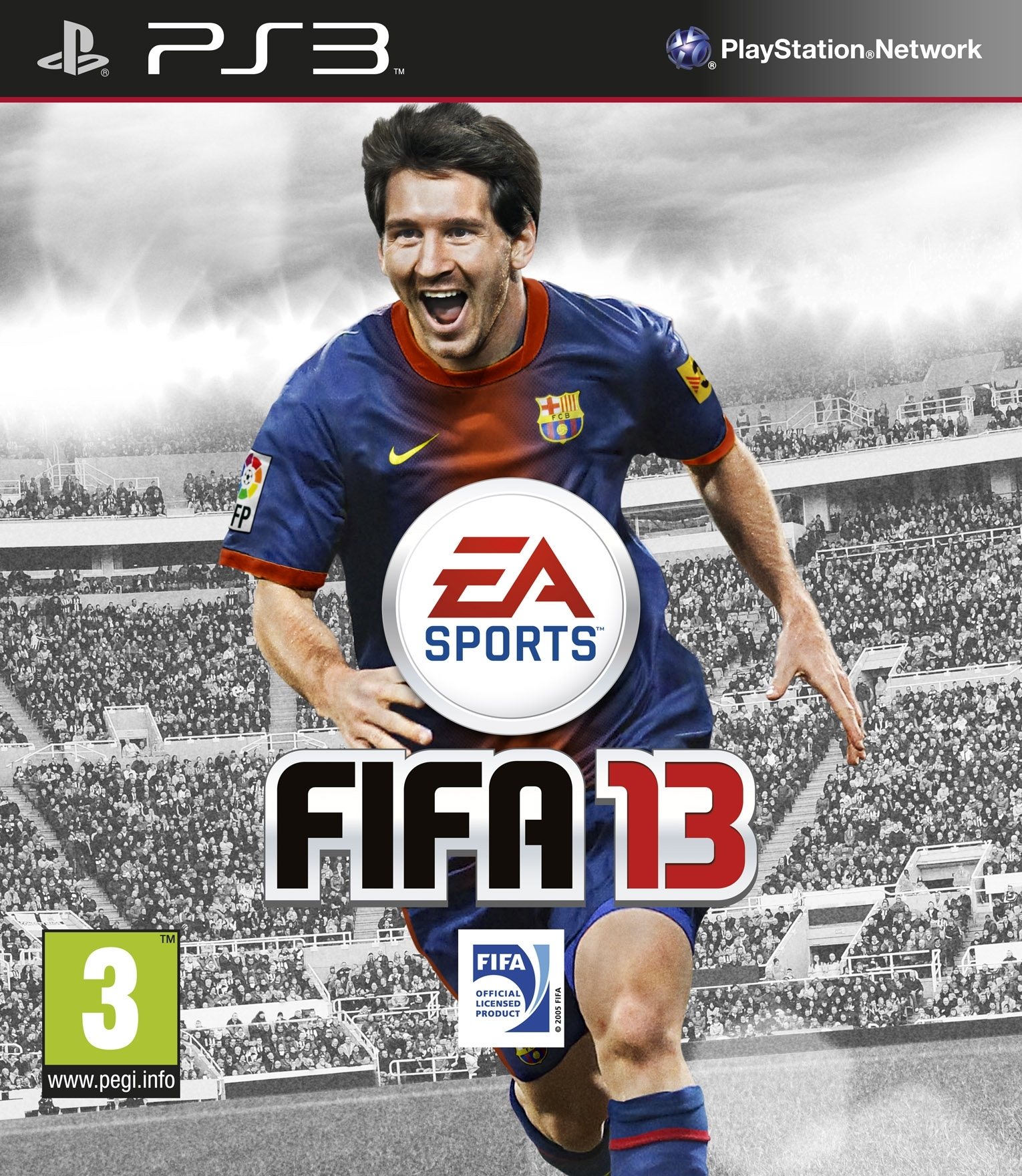 FIFA 13 PL Move (PS3)
